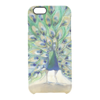 Peacock in San Diego 2 2013 Clear iPhone 6/6S Case