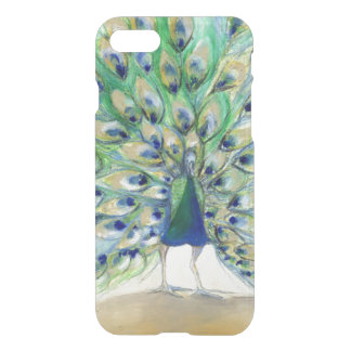 Peacock in San Diego 2 2013 iPhone 7 Case