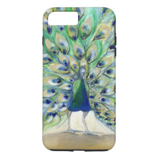 Peacock in San Diego 2 2013 iPhone 7 Plus Case