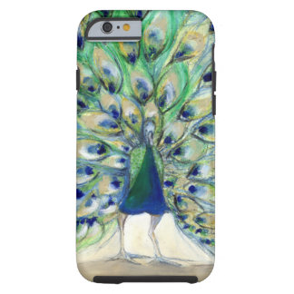Peacock in San Diego 2 2013 Tough iPhone 6 Case