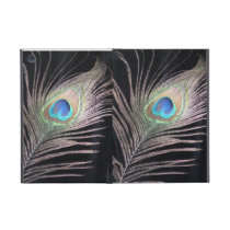 Peacock ipad mini case