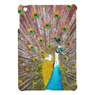 Peacock iPad Mini Cases
