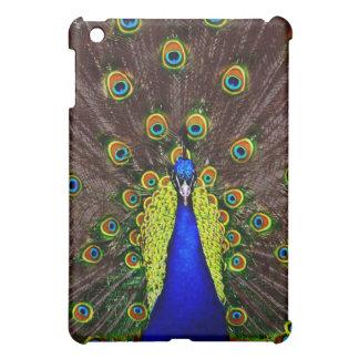 Peacock iPad Mini Cover