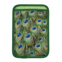 Peacock iPad Mini Sleeve