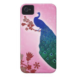 Peacock iPhone4/4S Case iPhone 4 Covers