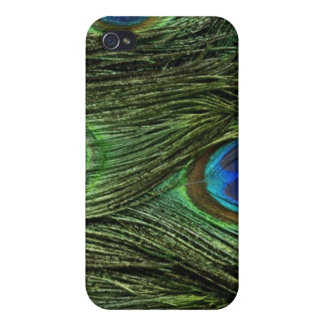 Peacock iPhone 4 Cases