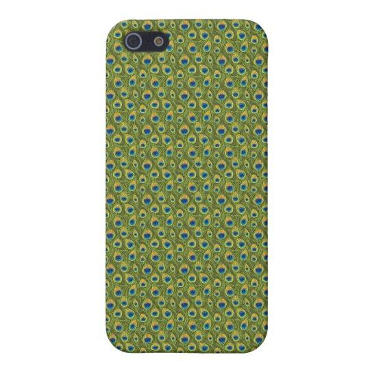 Peacock- iPhone SE/5/5s Case