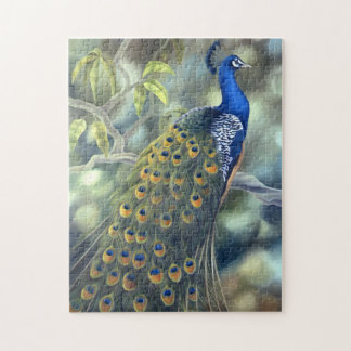 Peacock JigSaw Puzzle