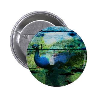 Peacock JPEG Pin