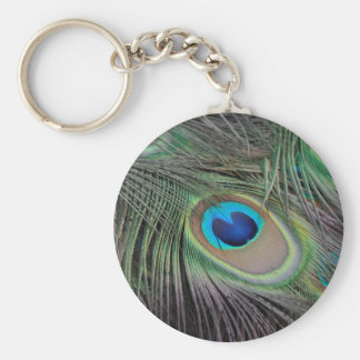 Peacock Keychains