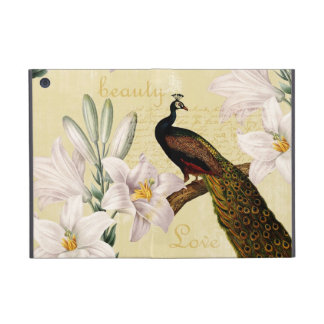 Peacock Lilies Cover For iPad Mini