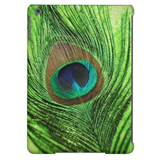Peacock Lime Green iPad Air Case