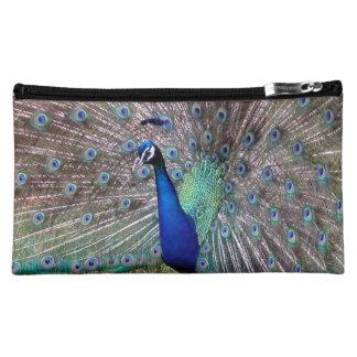 Peacock Makeup Bag
