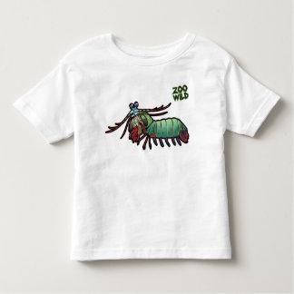 Peacock Mantis Shrimp Toddler T-shirt