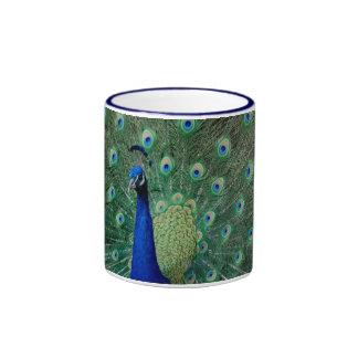 Peacock, mug