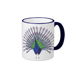 Peacock Mugs