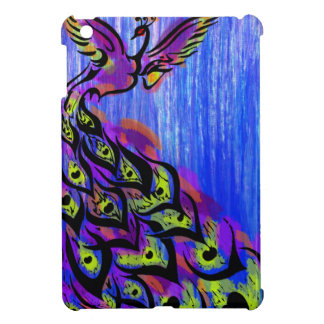 peacock nikhil shinde graphicartprint.jpg iPad mini case