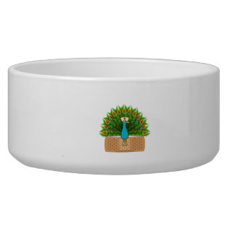 Peacock Nurse Bowl