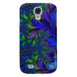 Peacock Ore 2 Galaxy S4 Covers