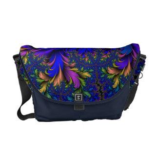 Peacock Ore 4 - Multi 2 Courier Bag
