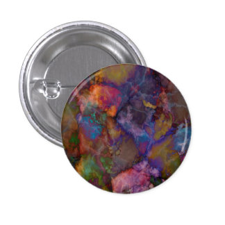 Peacock Ore Chalcopyrite Marble Buttons