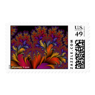 Peacock Ore Postage Stamps