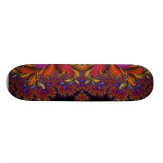 Peacock Ore Skateboard Deck