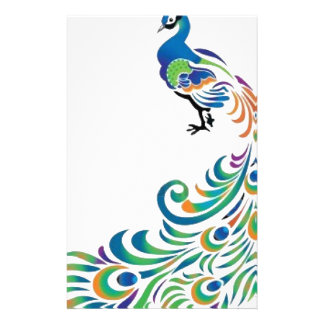 Peacock Papelería Personalizada