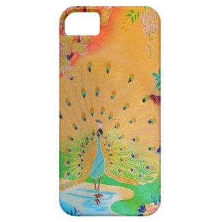 Peacock Paradise II iPhone SE/5/5s Case