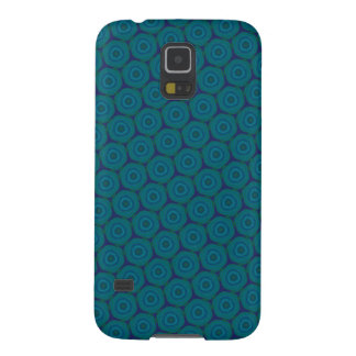 Peacock Pattern Galaxy S5 Case