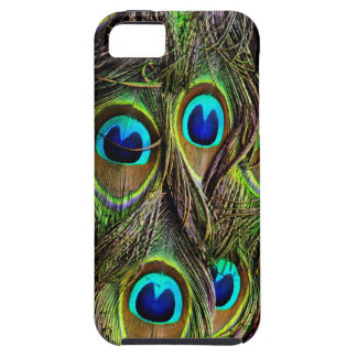 peacock pattern iPhone SE/5/5s case