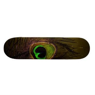 Peacock Peafowl Bird Skateboard