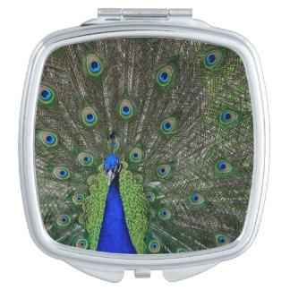 Peacock Makeup Mirror