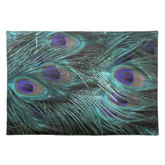 Peacock Placemat