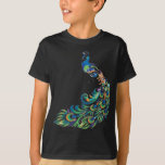 Peacock Playera