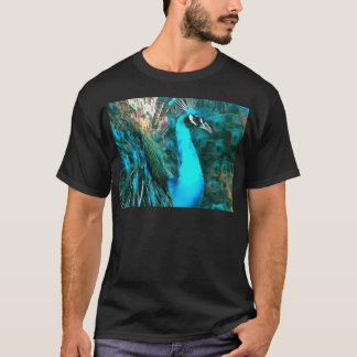 Peacock Plumage T-Shirt