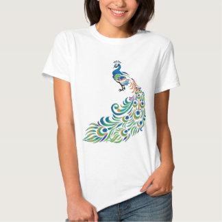 Peacock Poleras