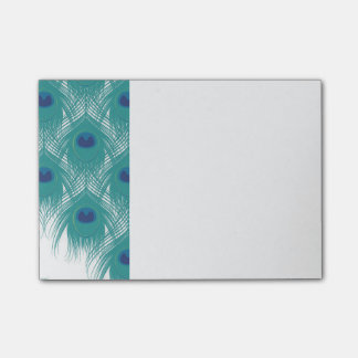 Peacock Post-it-Notes Post-it Notes