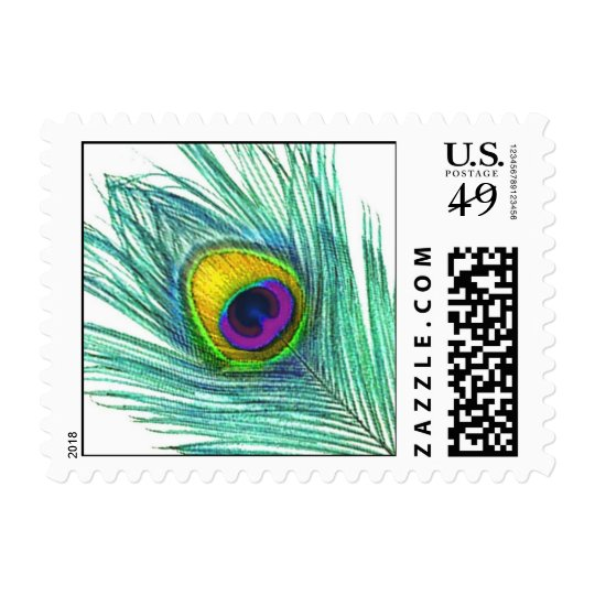 Peacock Postage