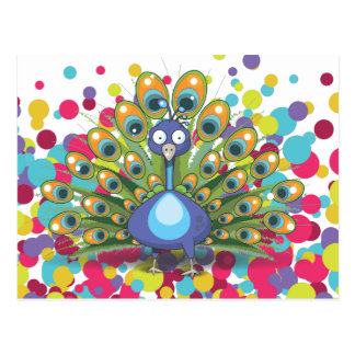 Peacock Postcards