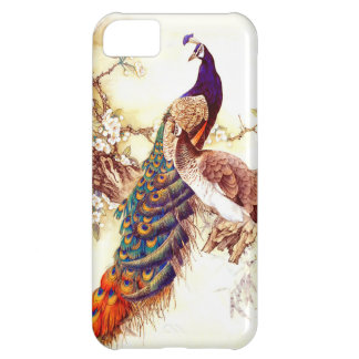 Peacock Royal iPhone 5C Case