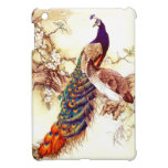 Peacock Royal iPad Mini Cover