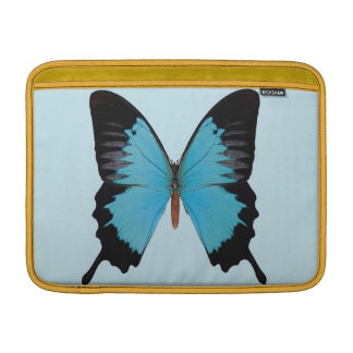 Peacock Royal MacBook Sleeve