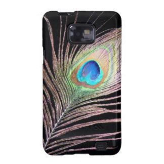 Peacock Samsung Galaxy S2 Barely There Case Galaxy S2 Cover