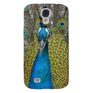 Peacock Samsung Galaxy S4 Case