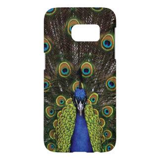 Peacock Samsung Galaxy S7 Case