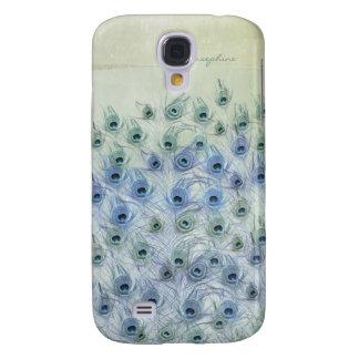 Peacock Sea Fantasy Samsung Galaxy S4 Case