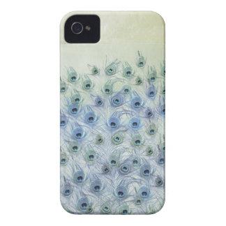 Peacock Sea Fantasy iPhone 4 Case-Mate Cases