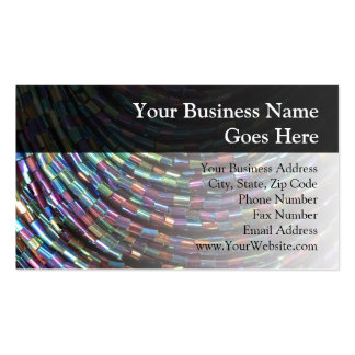 Bead business cards templates zazzle for Seed business cards