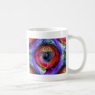 Peacock Spirit Coffee Mug